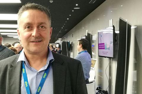Josep Obiols, gerente de Sistemes.