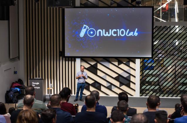 Presentación de la convocatorio en Google Campus