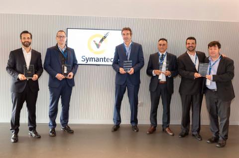 Los mejores partners de Symantec en 2018.