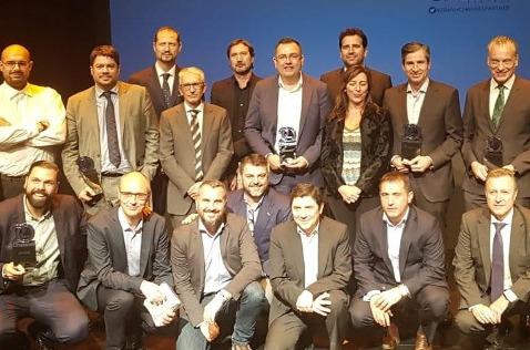 Premios CHANNEL PARTNER 20 años.