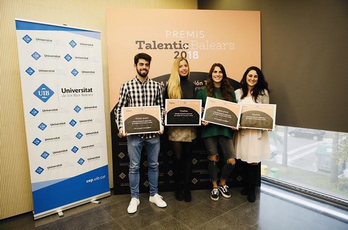 Premios TalenTIC 2018