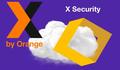 X Security, el nuevo servicio de protección de X by Orange