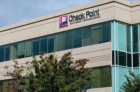 Oficinas centrales de Check Point.