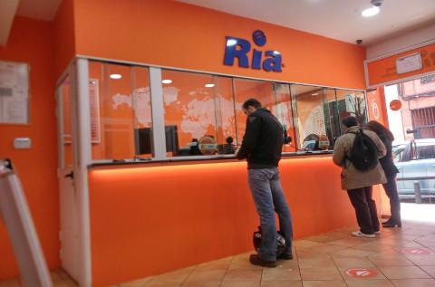 Ofcina de Ria Money Transfer.