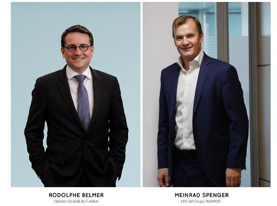 Grupo MásMóvil ha alcanzado un acuerdo con Eurobroadband Infrastructure, una subsidiaria de Eutelsat Communications