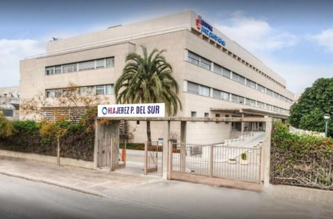 Hospital del Grupo HLA.