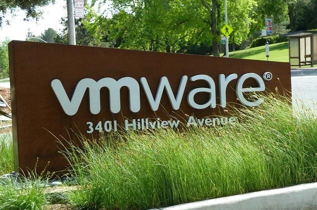 Sede corporativa de VMware.