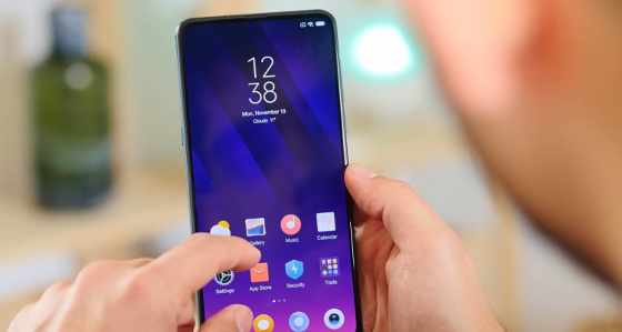 Móviles 5G en 2019