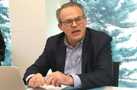 Carlos Galdón, director de partners en Cisco España.