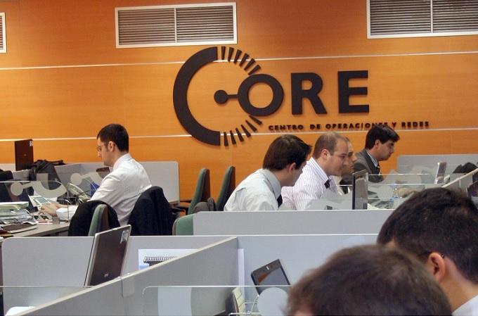 Centro de Operaciones y Redes de IECISA
