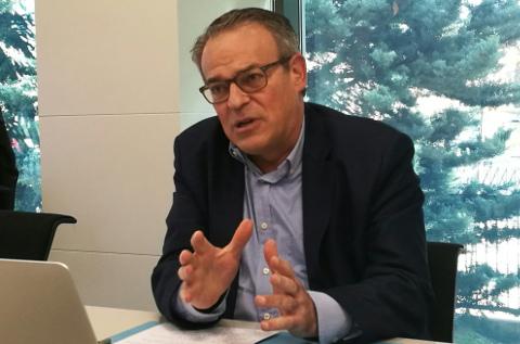 Carlos Galdón, director de canal de Cisco.