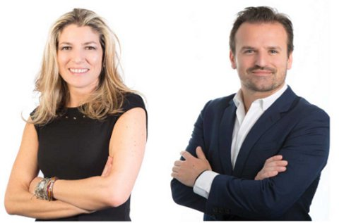Eva García y Daniel Valdés (Techedge)