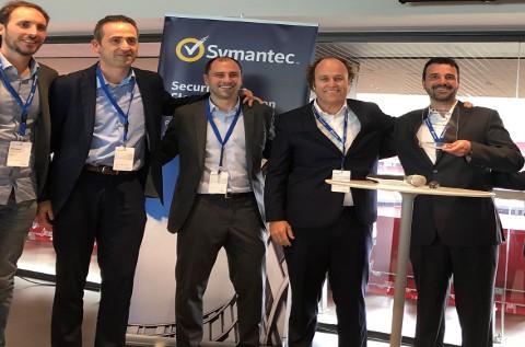Symantec premia a Westcon