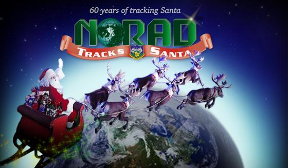 NORAD se sirve de la tecnología de Avaya para seguir a Santa Claus.