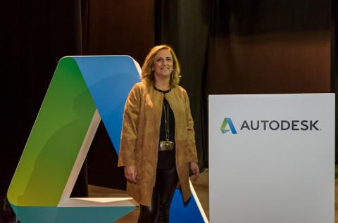 Alba Ventosa, country manager de Autodesk