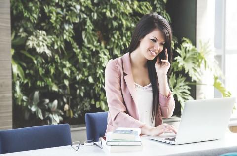 La telefonía en la nube tiene muchas posibilidades en las empresas.