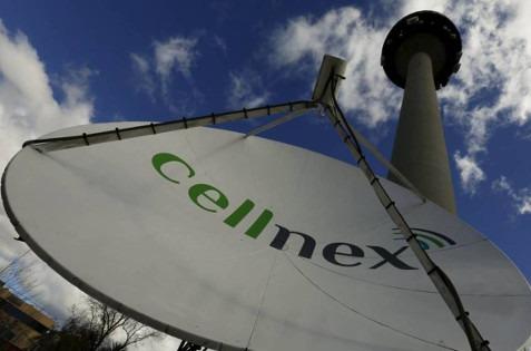 Cellnex pierde 43 millones en el primer semestre.