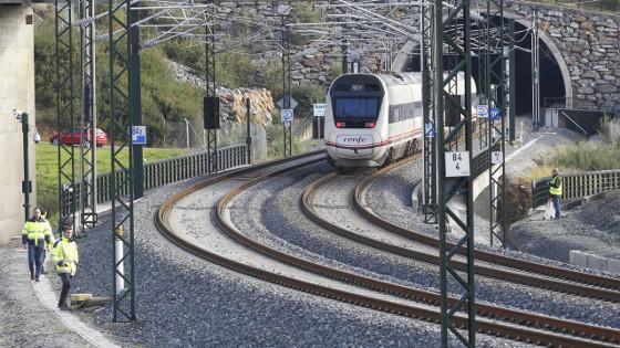 Adif, entidad pública empresarial Administrador de Infraestructuras Ferroviarias.