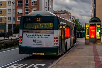 Pamplona moderniza su transporte urbano comarcal con GMV.