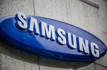 Desplome de Samsung.