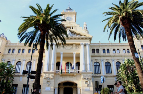 Ayuntamiento de Málaga.