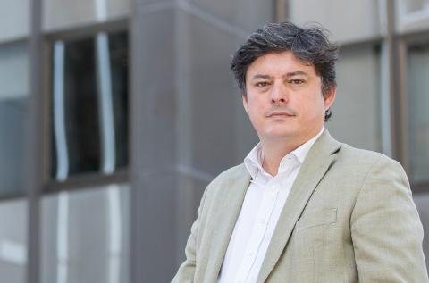 Rodrigo González, country manager de Mitel.