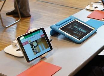 Proyecto educativo 5G en una escuela primaria japonesa. Samsung y KDDI.