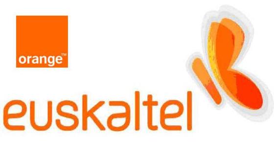 Orange estudia la compra de Euskaltel.
