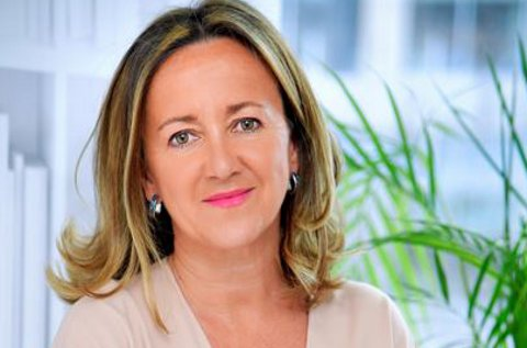 Irene Acedo, directora de canal DCG en Lenovo EMEA