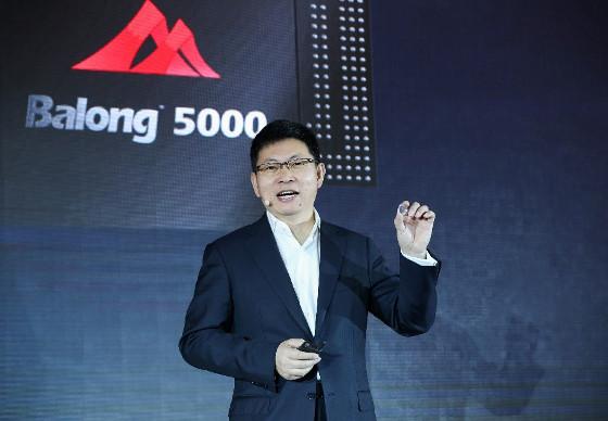 Balong 5000, el nuevo chipset 5G de Huawei.