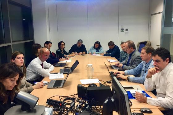El objetivo de la Comisión Paritaria de la Economía Digital es sellar acuerdos en formación profesional.