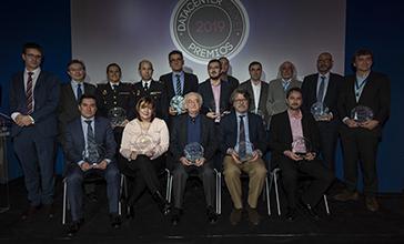 foto de los premiados de los VI Premios a la Innovación