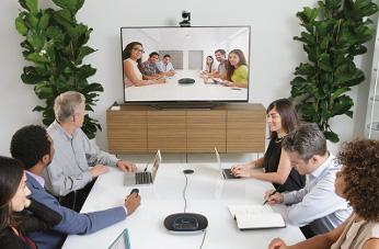 Los sistemas de videoconferencia y colaboración despiertan de su letargo.