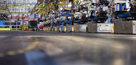 Grupo PSA integra la Internet de las Cosas en sus fábricas.