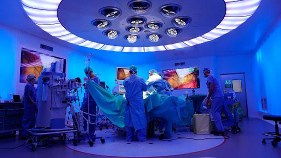 Primer hospital 5G de España.