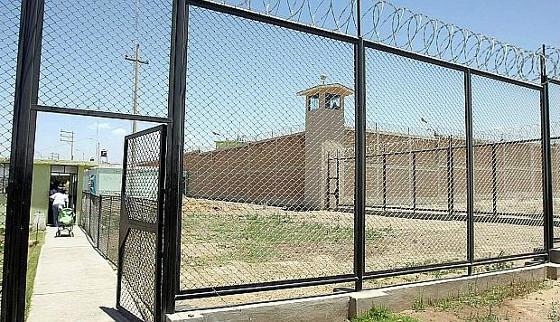 Amper se adjudica un nuevo contrato de seguridad penitenciaria. Foto del Penal de Socabaya.
