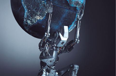 Inteligencia artificial y robotización.