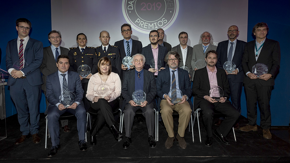 VI premios a la innovación de Data Center Market