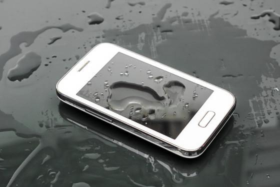 Techsave, o cómo recuperar la información de dispositivos electrónicos mojados.