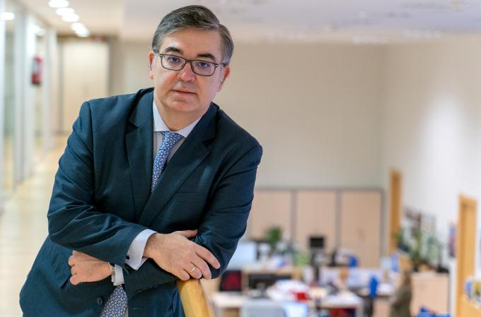 José Javier Rodríguez Hernández, Subdirector General de Innovación y Ciudad Inteligente del Ayuntamiento de Madrid.