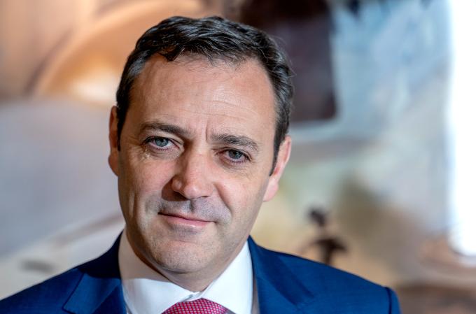 Fran Gonzalo, Director de Sistemas de Información y Comunicaciones de Sacyr.