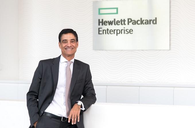 José María de la Torre, Presidente del Sur de Europa, y Presidente y Consejero Delegado España de Hewlett Packard Enterprise