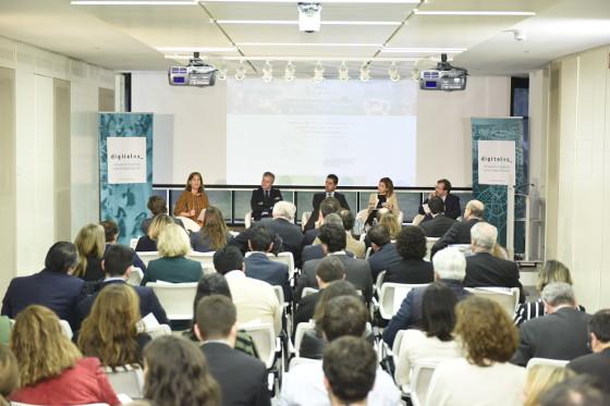 Jornada organizada por DigitalES sobre tributación del sector TIC.