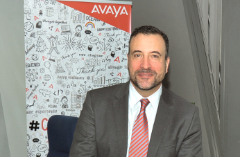 Javier Velasco, director general de Avaya España, Portugal, Eslovaquia, Polonia y República Checa.