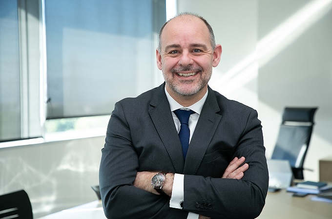 Enrique Solbes, CTO de Banco Sabadell