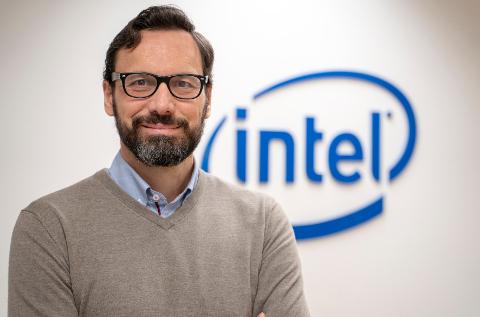 Norberto Mateos, responsable de Intel en España.
