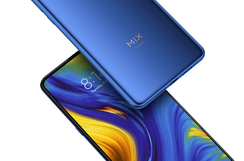 Teléfonos de Xiaomi.