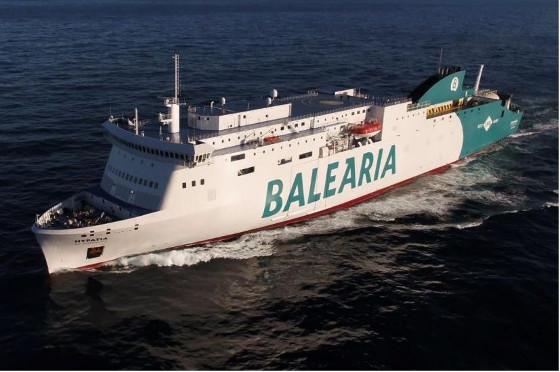 20 buques Baleària disfrutan ya de alta conectividad a bordo