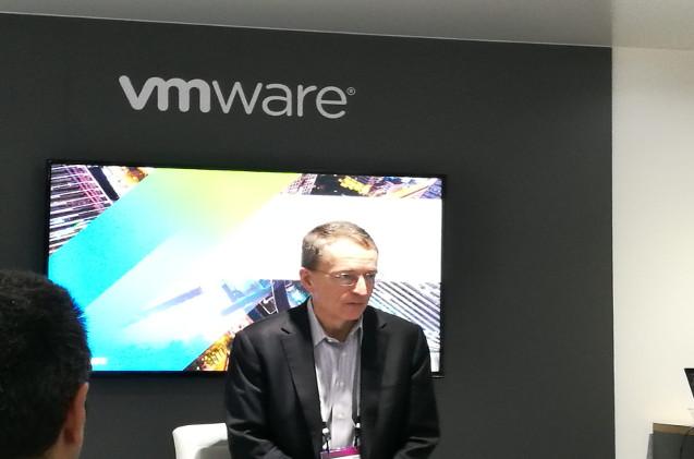 Pat Gelsinger, CEO de VMware.