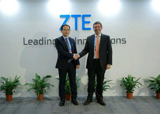 ZTE será el proveedor de referencia de equipos de fibra de Euskaltel.